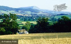 Glasbury On Wye, View Towards Mynydd Troed c.1990