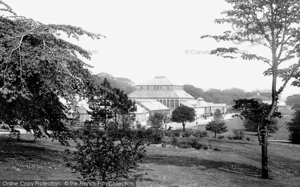 Photo of Glasgow, Botanic Gardens 1897