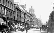 Glasgow, Buchanan Street 1897