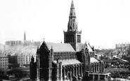 Glasgow, Cathedral 1897
