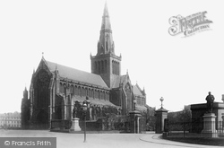 Glasgow, Cathedral, South West View 1897