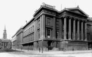 Glasgow, County Buildings 1897