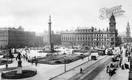 Glasgow, George Square 1897