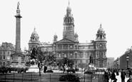 Glasgow, Municipal Buildings 1897