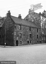 Glasgow, Provand's Lordship 1959