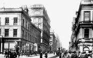 Glasgow, Renfield Street 1897