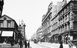 Glasgow, Sauchiehall Street 1897