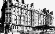 Glasgow, St Enoch Station Hotel 1897