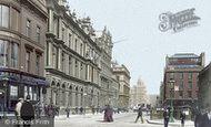 Glasgow, St Vincent Place 1897