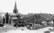Glasgow, The Cathedral And Necropolis 1897
