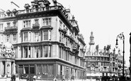 Glasgow, the Grand Hotel, Charing Cross 1897