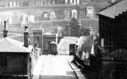 Glasgow, The Necropolis 1890