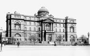 Glasgow, The Royal Infirmary 1897