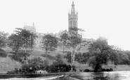 Glasgow, The University 1897