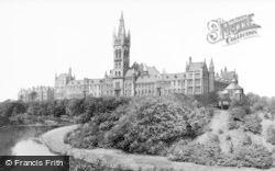 Glasgow, University c.1935