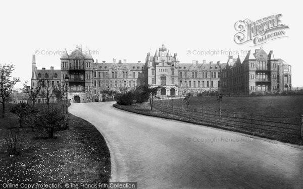 Photo of Glasgow, Western Infirmary 1897