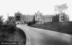 Glasgow, Western Infirmary 1897