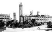 Glasgow, Woodside Place 1897