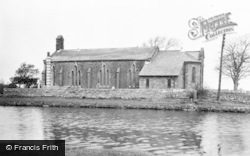 Christ Church c.1955, Glasson