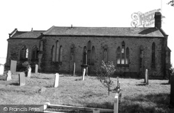 Christ Church c.1960, Glasson