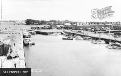Dock c.1960, Glasson