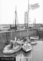 Dock c.1965, Glasson