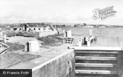 Dock, The Basin c.1960, Glasson