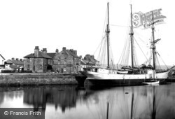 The Docks c.1950, Glasson
