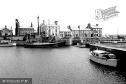 The Docks c.1955, Glasson
