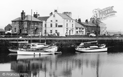 Glasson, The Quay 1967