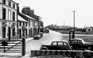 Glasson, Victoria Terrace c1955