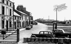 Victoria Terrace c.1955, Glasson