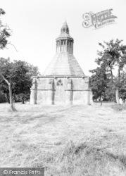Glastonbury, Abbey, Abbot's Kitchen c.1960