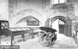 Glastonbury, Abbot's Kitchen c.1960