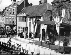 Glastonbury, c.1910
