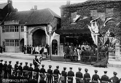 Glastonbury, Corporation Of Glastonbury c.1910