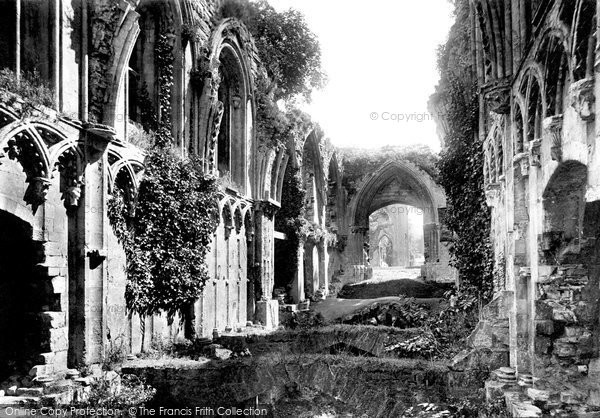 Photo of Glastonbury, The Abbey, St Joseph's Chapel 1904