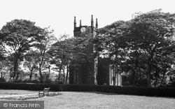 Christ Church c.1955, Gleadless