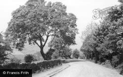 Gleadless Road c.1955, Gleadless