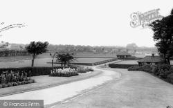 Hollinsend Park c.1965, Gleadless