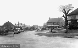 Post Office Corner c.1965, Gleadless