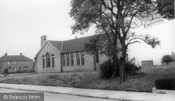 St Peter's Church c.1960, Gleadless
