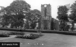 St Peter's Church c.1965, Gleadless