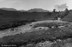 Glen Affric, 1952