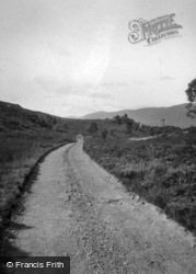 A Track c.1935, Glen Affric