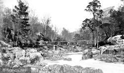Glen Affric, Loch Beneveian c.1890
