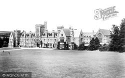 Trinity College 1899, Glen Almond