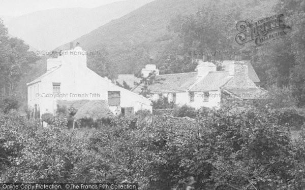Photo of Glen Auldyn, The Village 1894