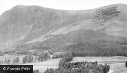 Glen Clova, Glendoll Forest c.1935