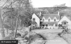 Glen Clova, Ogilvy Arms Hotel c.1950
